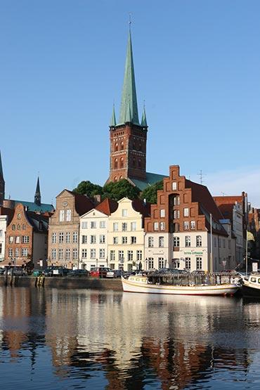Kirche Lübeck